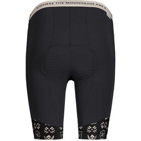 Maloja PuraM. Shorts Ciclismo Mujer, moonless hayfield